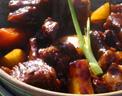 黑椒牛肉煲
