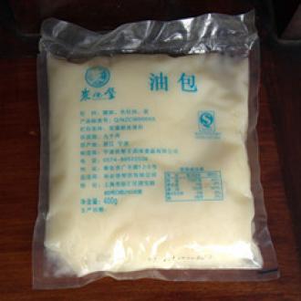 葱香猪油包